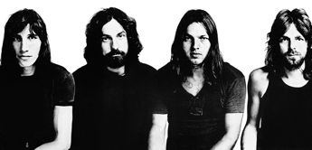 Pink Floyd psychedelic rockers
