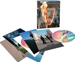 Wish You Were Here album on SACD