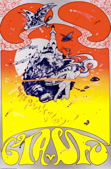 pink floyd ufo club poster 1960s