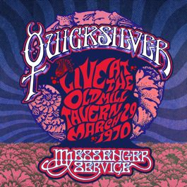 Quicksilver Messenger Service live album 1970