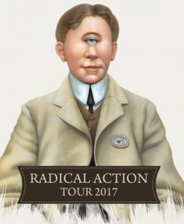 King Crimson summer tour 2017