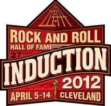 rock hall of fame 2012
