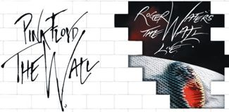 pink floyd the wall logos