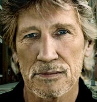 Roger Waters photo from the Wall concert era