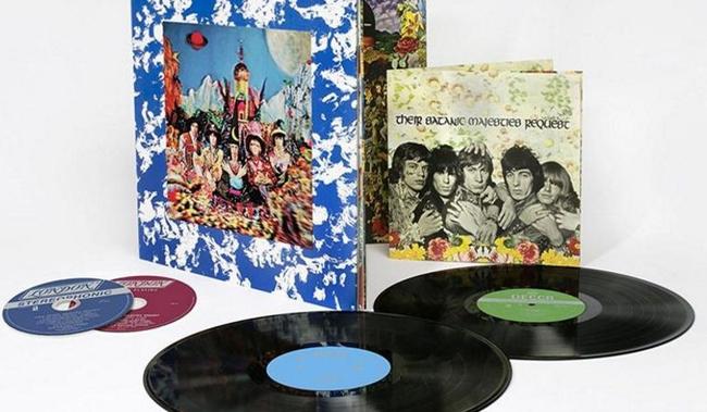 Stones psychedelic album