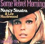 Some Velvet Morning single cover Nancy Sinatra