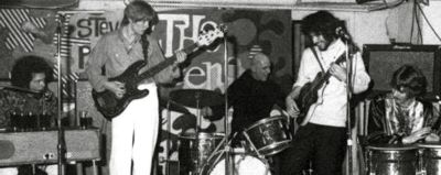 band spirit in 1968 at the scene