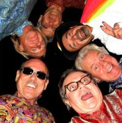 Strawberry Alarm Clock psychedelic band