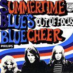 blue cheer summertime blues 45rpm