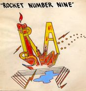 sun ra record rocket number 9 cover