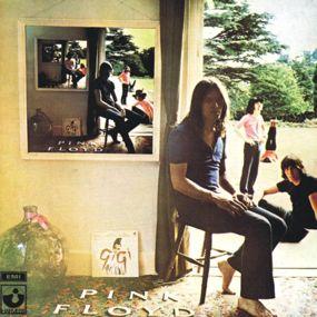 "Pink Floyd album ""Ummagumma"""