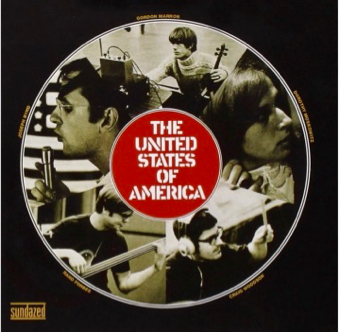 psychedelic album United States of America