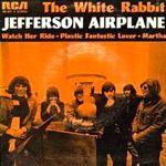 White Rabbit EP cover by Jefferson Airplane