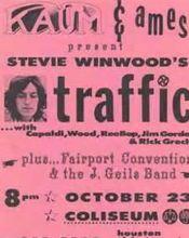 traffic poster in houston