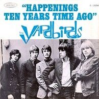 yardbirds Happenings single US