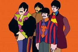 yellow submarine beatles characters