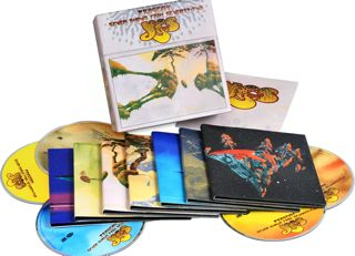 yes live recordings on cd