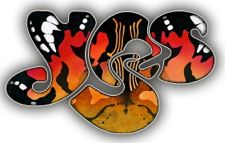 Yes prog band's logo