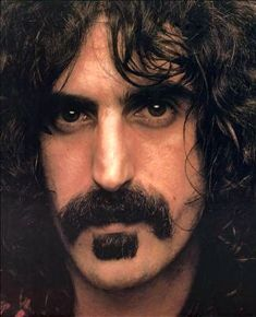 mothers of invention leader Frank Zappa